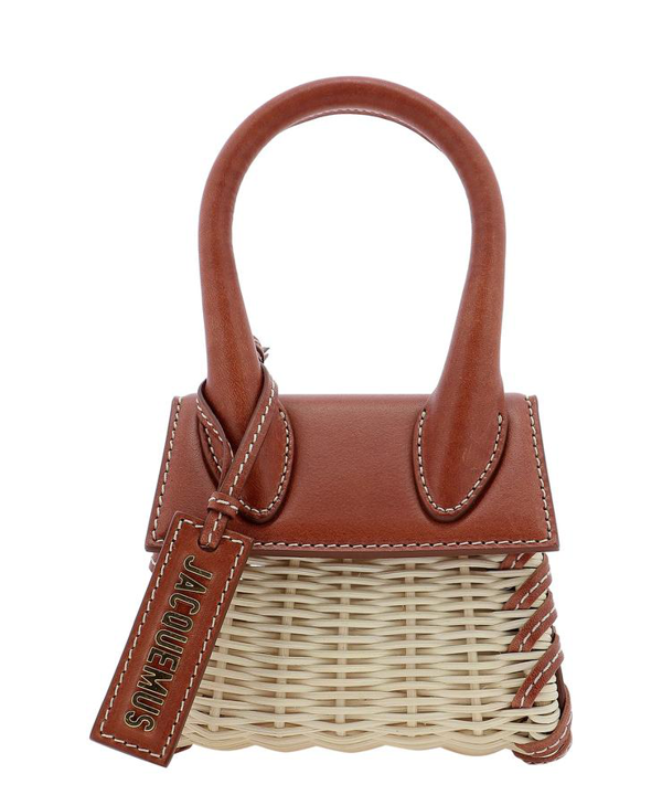 "Jacquemus ""le Chiquito"" Handbag In Brown"