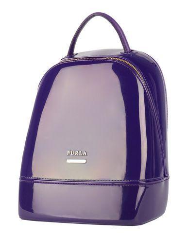 Furla Backpack & Fanny Pack In Purple