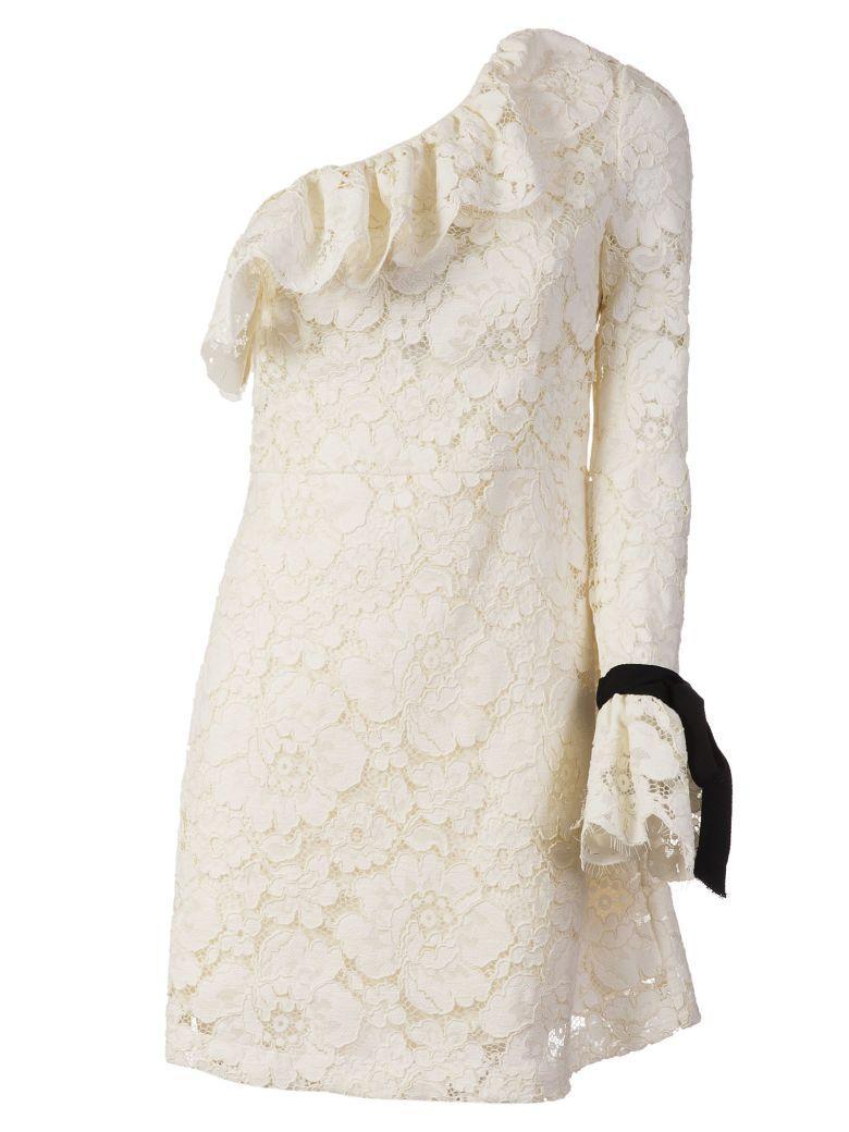 Philosophy Di Lorenzo Serafini One-shoulder Lace Dress