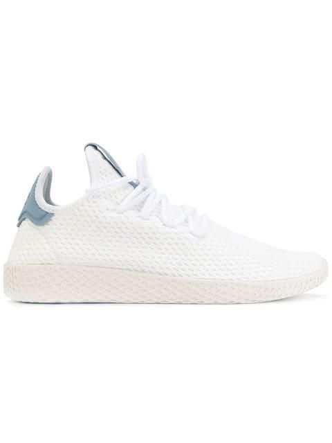 Originals X Pharrell Williams Tennis Hu Sneakers In White