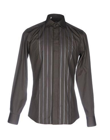 Dolce & Gabbana Shirts In Lead