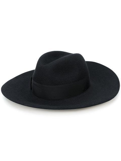 Borsalino Sophie Hat  In 0421 Nero Nero