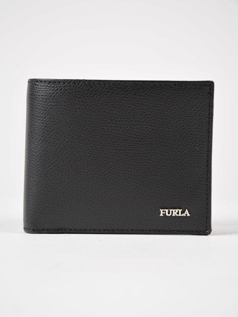 Furla Marte M Wallet In Black