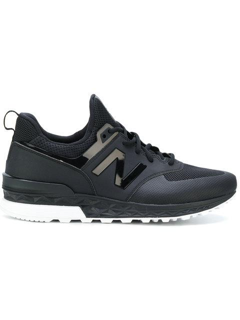 New Balance 574 Sneakers In Black