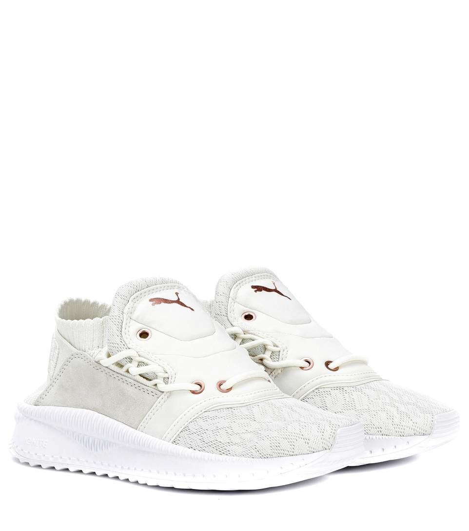 Puma Women's Tsugi Shinsei Casual Shoes, White