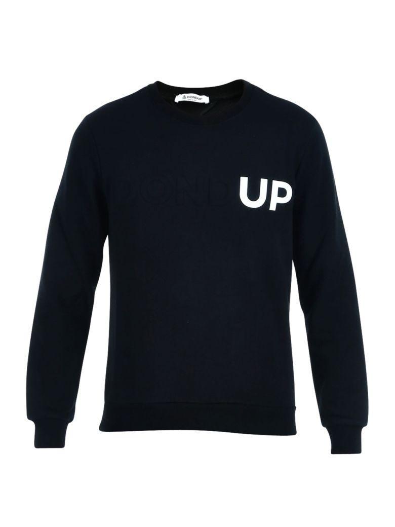 Dondup Sweatshirt In Nera