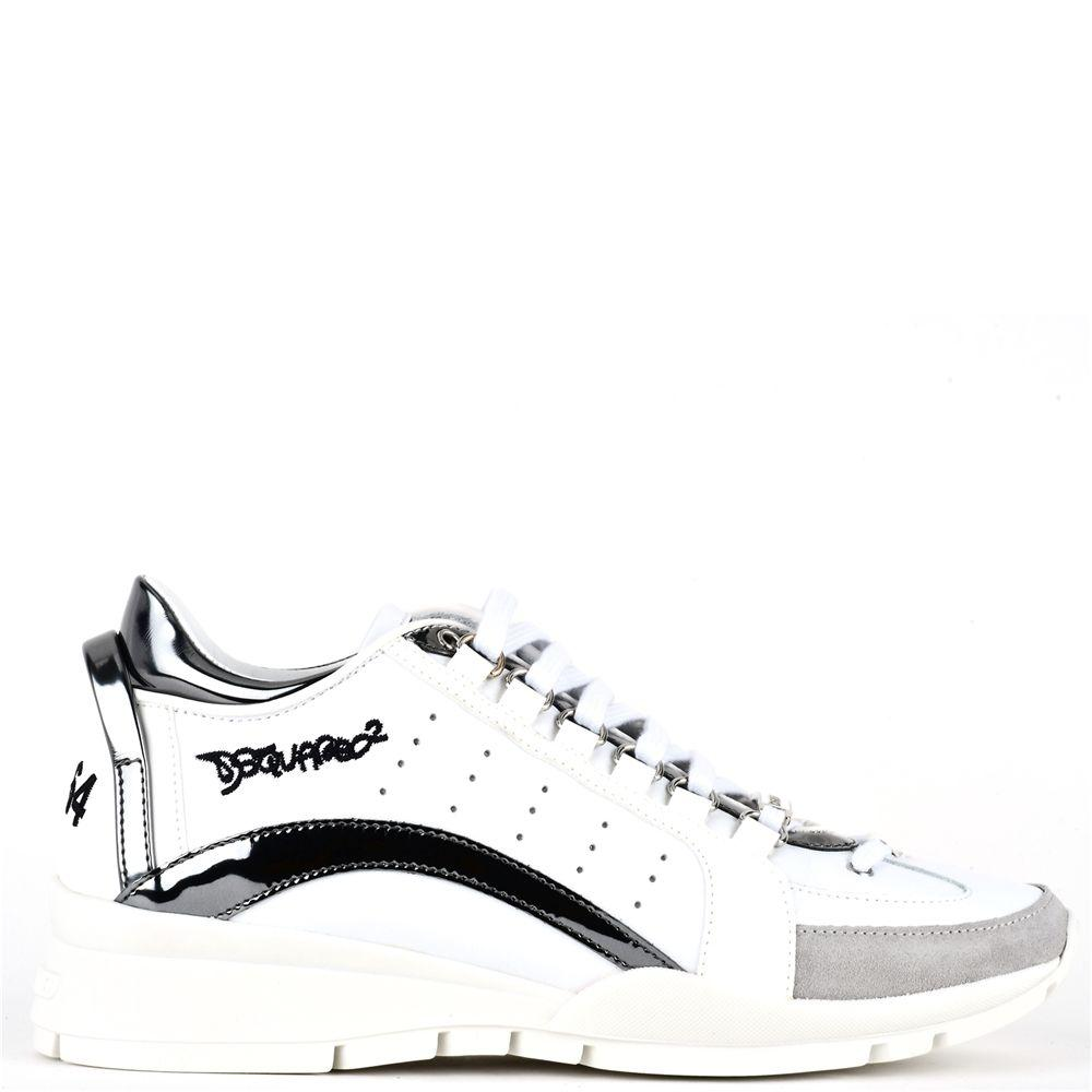 Dsquared2 Dsquared Sneakers In Bianco