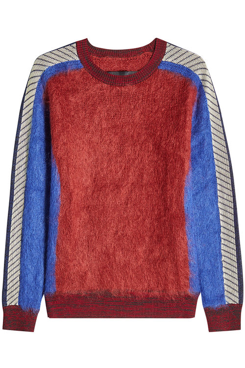 By Malene Birger Pullover With Mohair In Multicolored