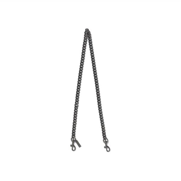 Thacker New York Lou Chain Strap Gunmetal