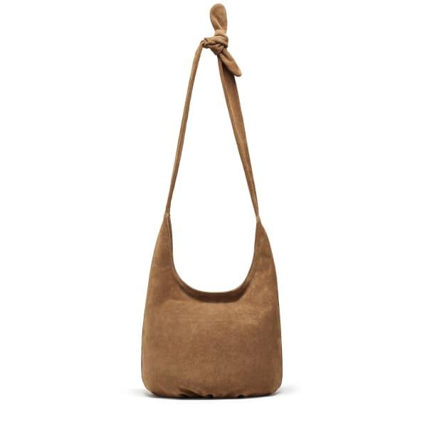 Thacker New York La Paz Bag Date Suede