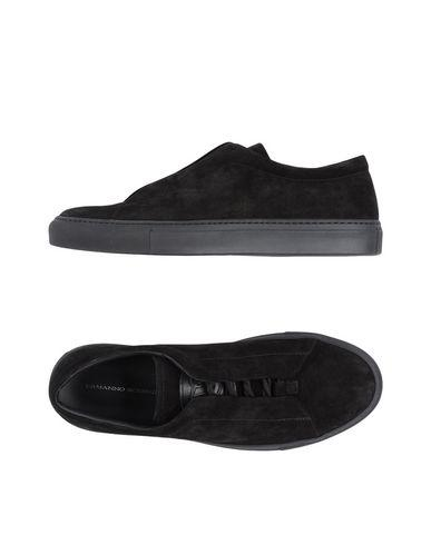 Ermanno Scervino Sneakers In Black