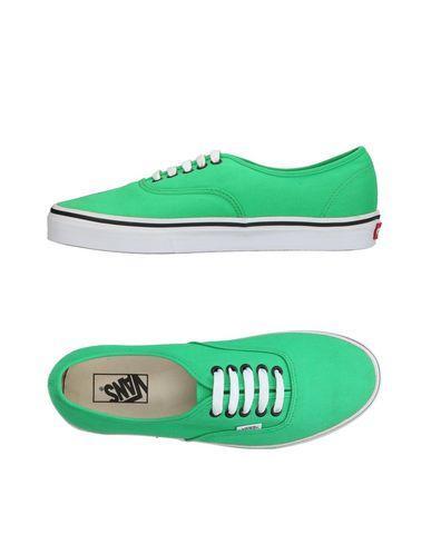 Vans Sneakers In Green