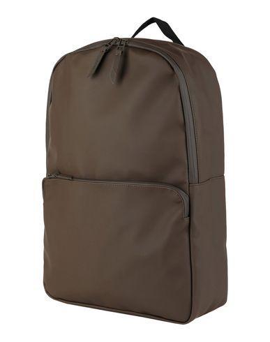 Rains Backpack & Fanny Pack In Khaki