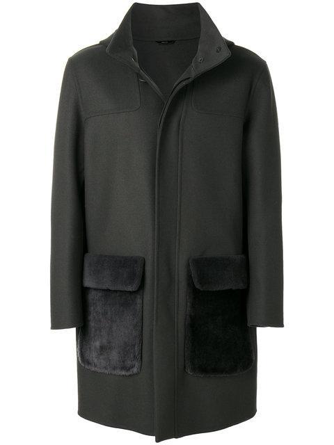 Fendi Classic Tailored Coat