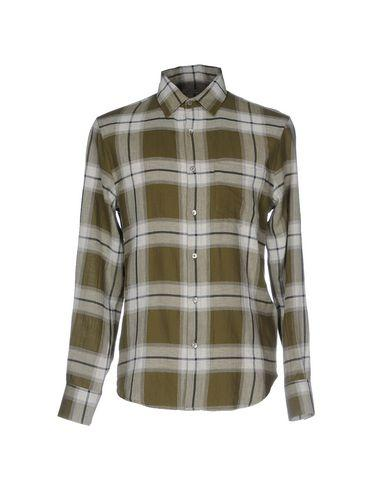 Ermanno Scervino Shirts In Military Green