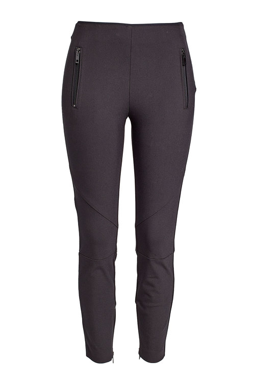 Rag & Bone Pants With Cotton In Black