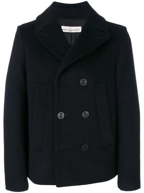 Golden Goose Deluxe Brand Double-breasted Jacket - Black