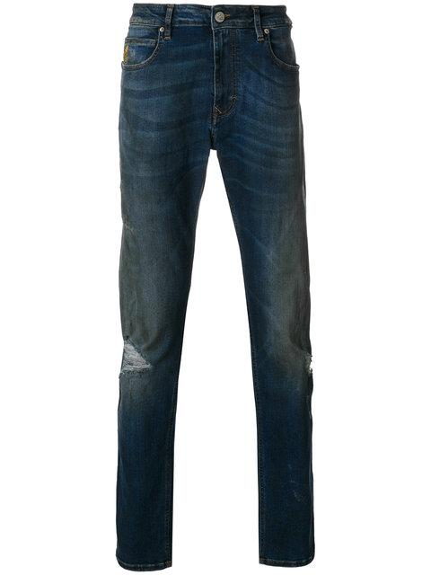 Vivienne Westwood Anglomania Ripped Knee Jeans