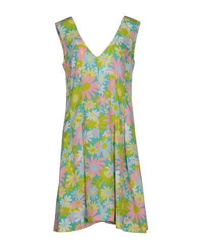 Marni Knee-length Dress In Light Green