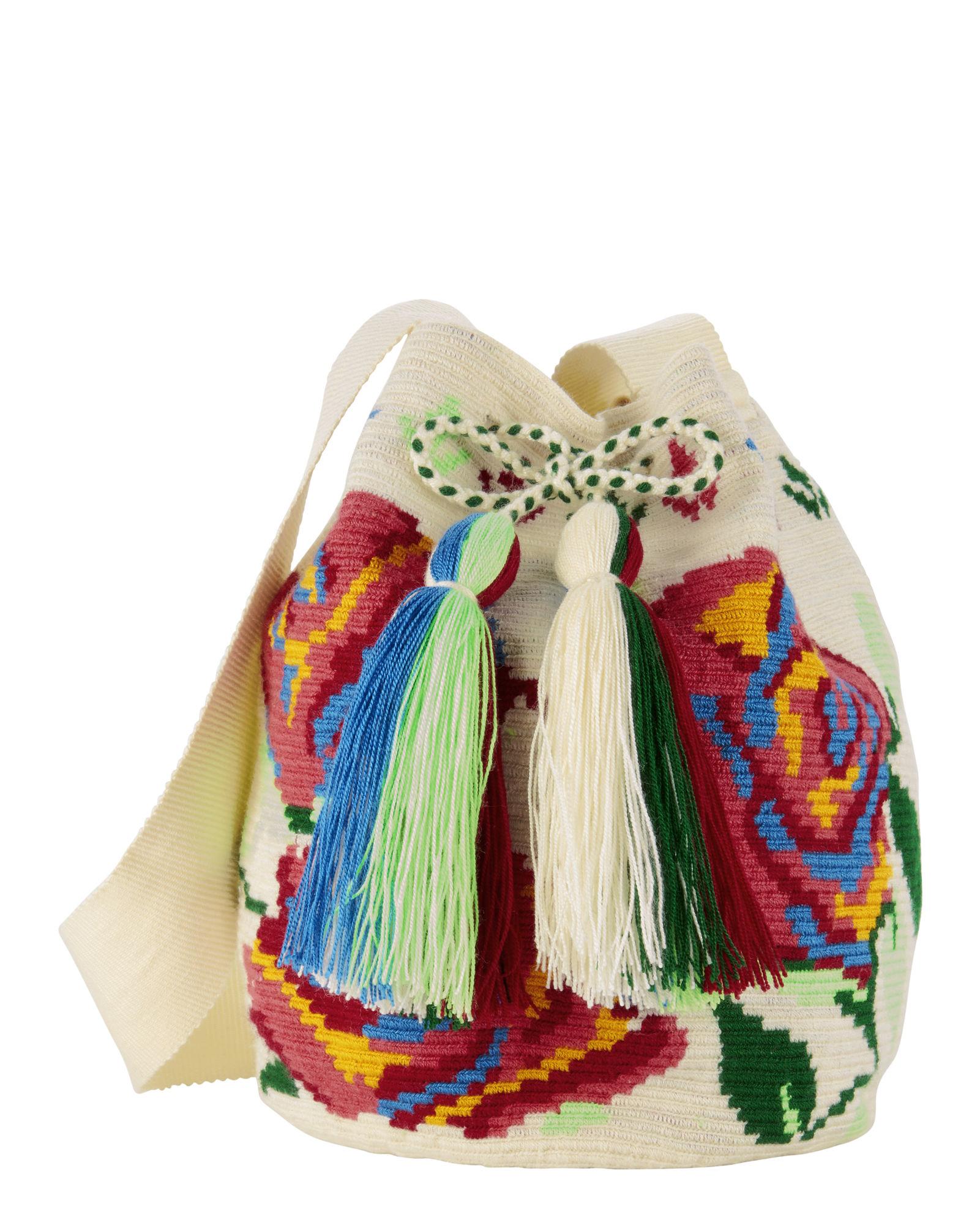 Sophie Anderson Lila Bucket Bag