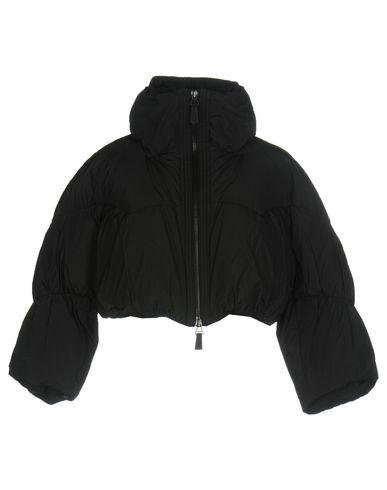 Ermanno Scervino Down Jacket In Black