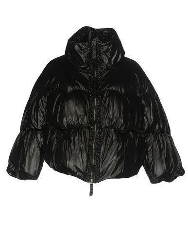 Ermanno Scervino Down Jackets In Black