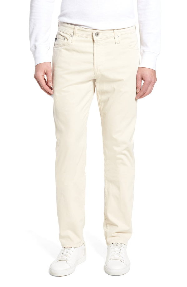 Ag Graduate Sud Slim Straight Leg Pants In Moon Glade (mng)