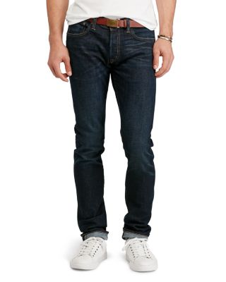 Polo Ralph Lauren Sullivan Stretch Slim Fit Jeans In Holton In Holton Stretch