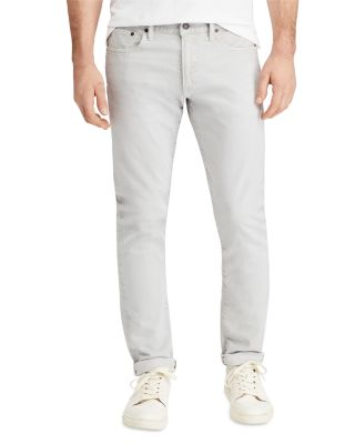 Polo Ralph Lauren Sullivan Slim Fit Jeans In Anderson Light Gray