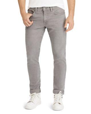 Polo Ralph Lauren Sullivan Slim Fit Jeans In Anderson Dark Gray