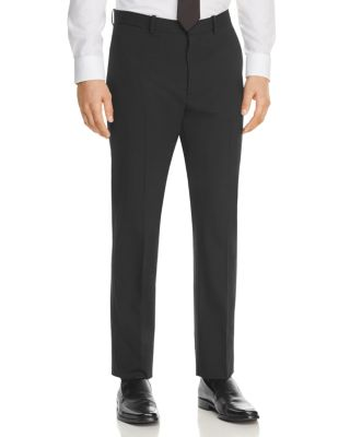 Theory Jake New Tailor Suit Separate Dress Pants - Extra Slim Fit In Black