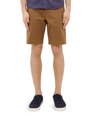 Ted Baker Chino Shorts In Tan