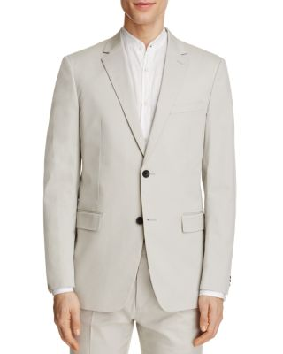 Theory Wellar Modern Slim Fit Suit Separate Sport Coat - 100% Exclusive In Khaki