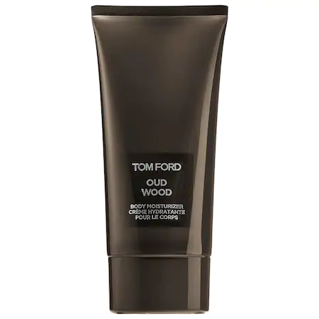 Tom Ford Oud Wood Body Moisturizer Cream 5 Oz/ 150 Ml In Colorless