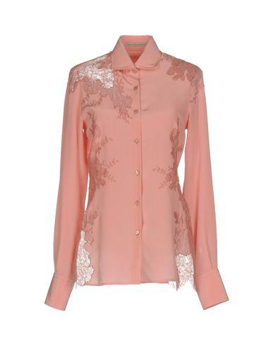 Ermanno Scervino Lace Shirts & Blouses In Pink