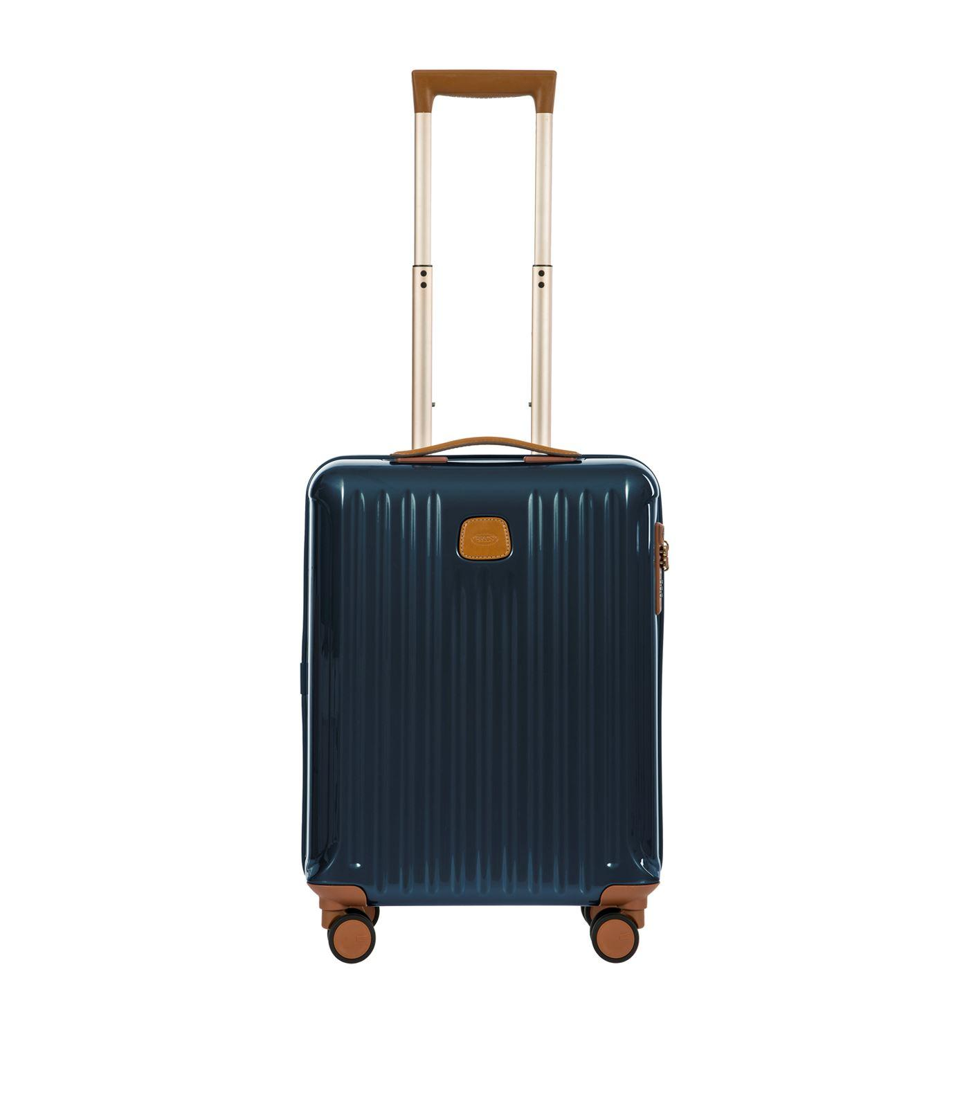 Bric's Capri 21-inch Rolling Carry-on - Blue In Night Blue