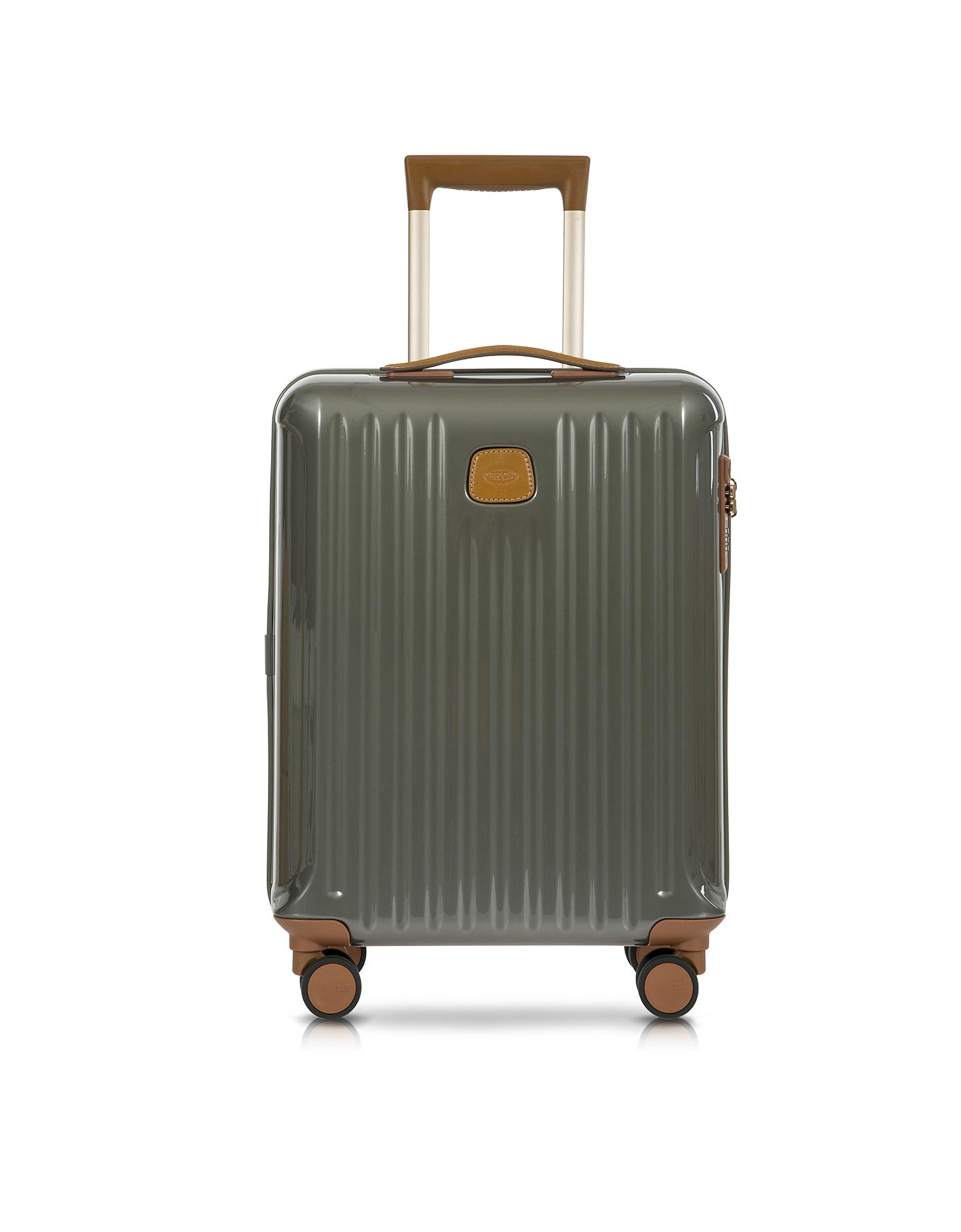 Bric's Capri 21-inch Rolling Carry-on - Grey