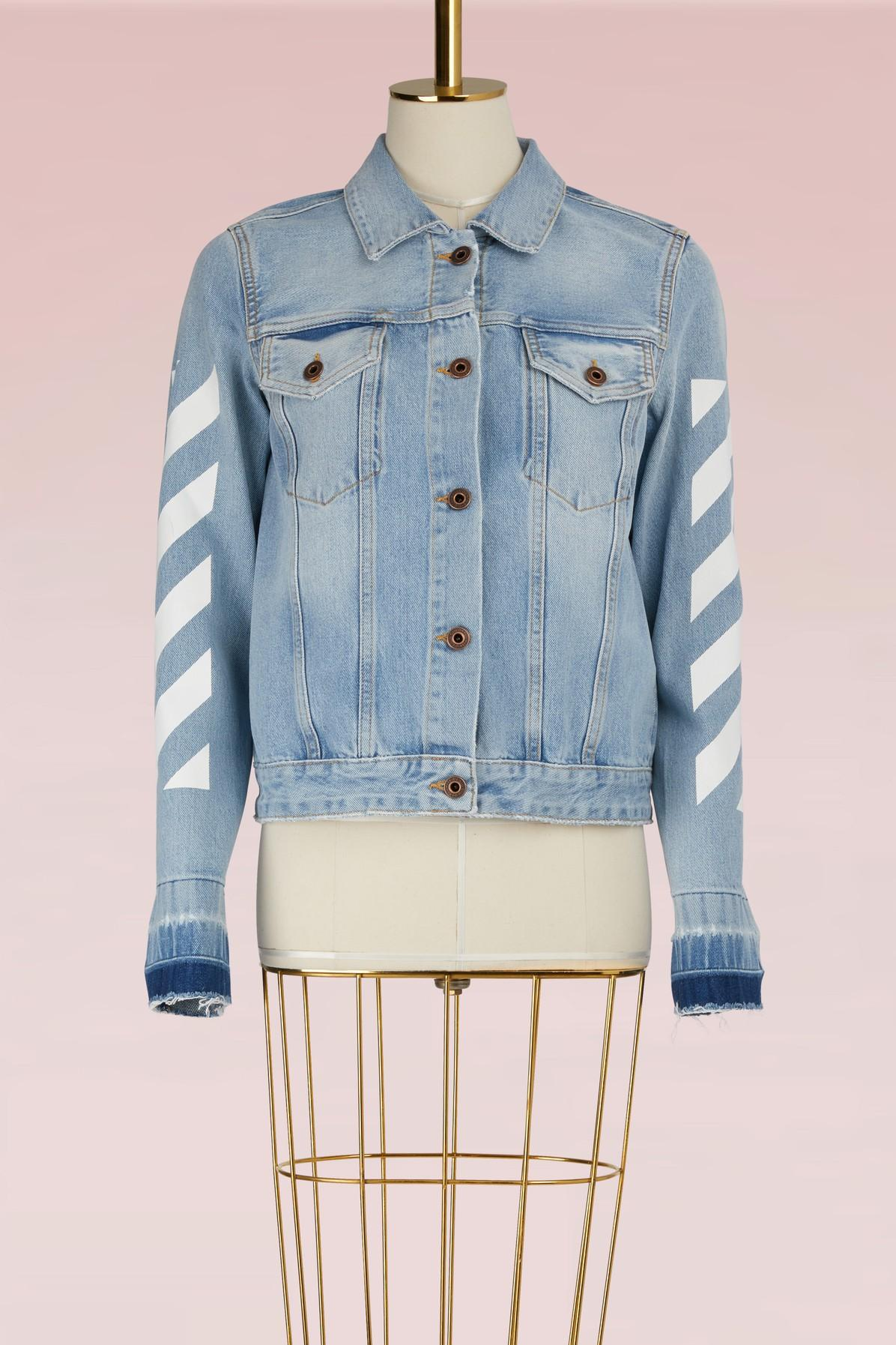 how to bleach a jean jacket white