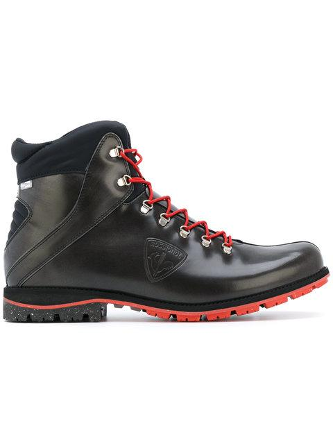 Rossignol Chamonix Boots In Brown