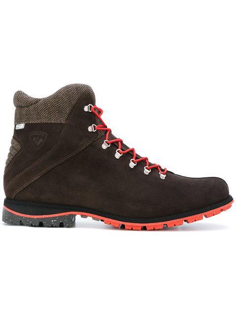 Rossignol Chamonix Boots In Brown
