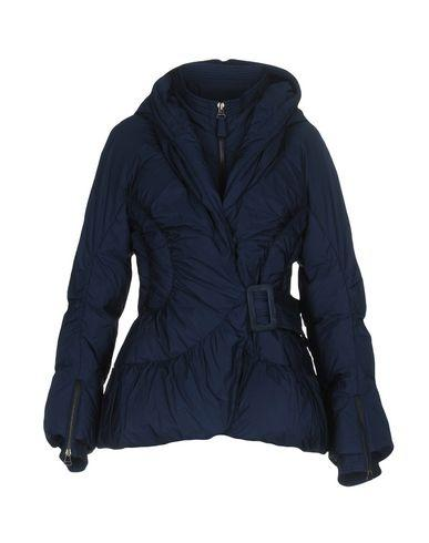 Ermanno Scervino Down Jackets In Blue