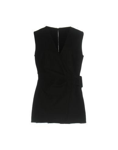 Ermanno Scervino Coats In Black