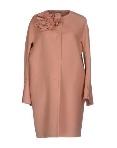 Ermanno Scervino Coat In Pink