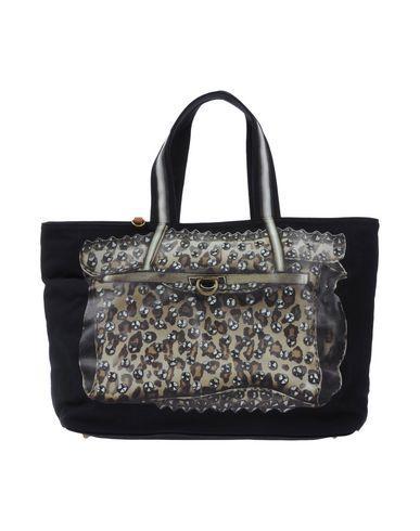 Ash Handbag In Black