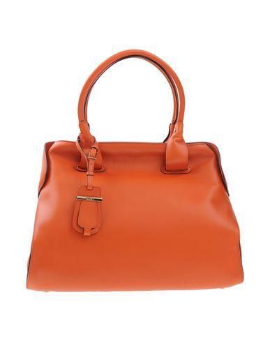 Tod's Handbag In Rust