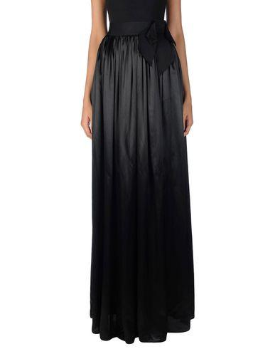 Lanvin Long Skirt In Black