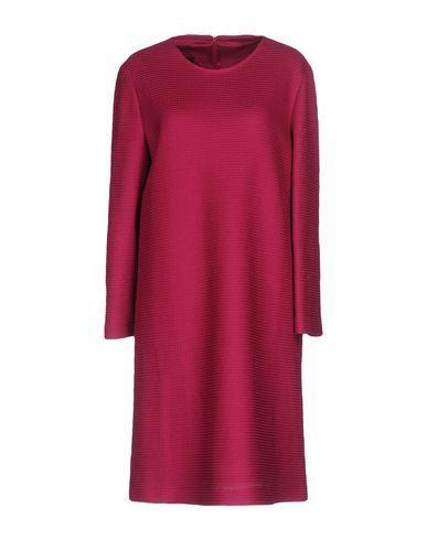 Boutique Moschino Knee-length Dress In Garnet
