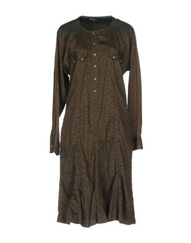 Etoile Isabel Marant Knee-Length Dress In Military Green