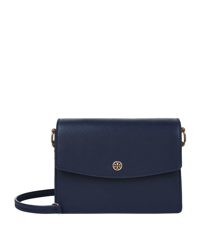 3889806ec Tory Burch Parker Convertible Shoulder Bag | ModeSens