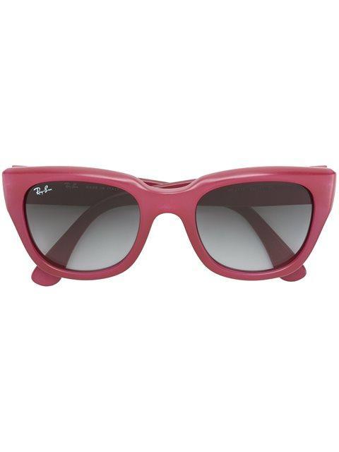 Ray Ban Rechteckige Sonnenbrille